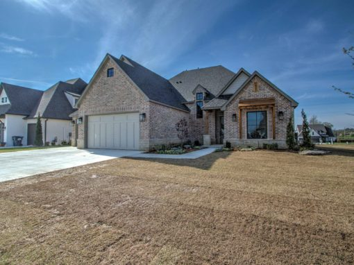 722 West 110th Street, Jenks, OK